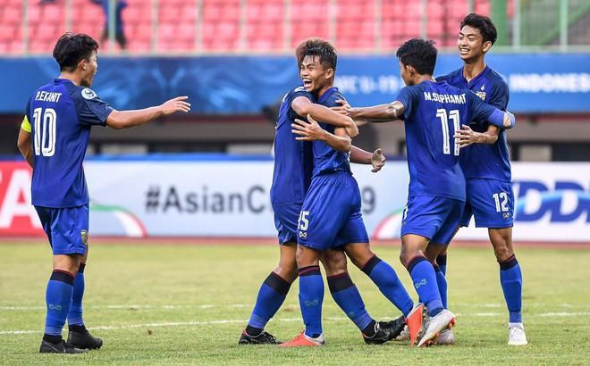 Thoát hiểm ngoạn mục, HLV U19 Thái Lan vỗ ngực nói lớn về tham vọng World Cup