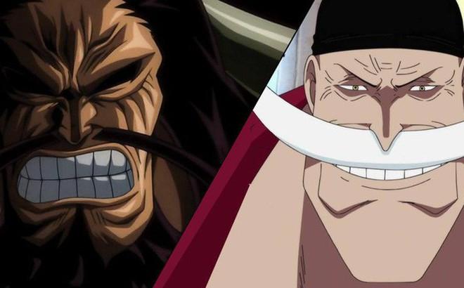 One Piece: 9 nhân vật cực mạnh có thể đánh tay đôi với Tứ Hoàng Kaido ...