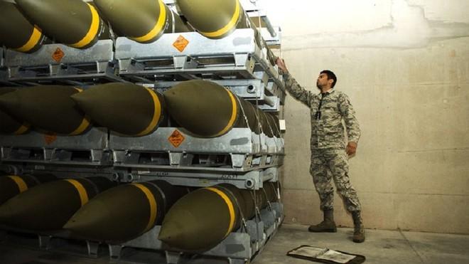 Mỹ tích trữ lượng đạn khổng lồ ở châu Âu: Lớn nhất kể từ sau chiến tranh Nam Tư 2