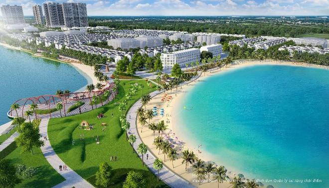 Vincity Ocean Park: Hiện thực hóa giấc mơ ra riêng cho các gia đình trẻ - Ảnh 2.
