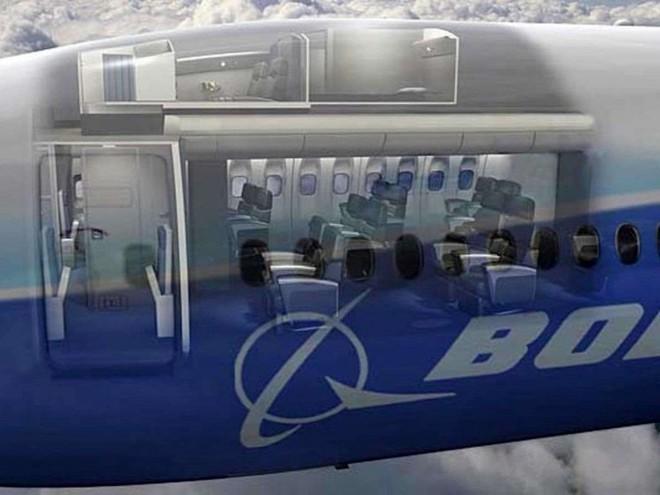 Hoá ra trên máy bay còn có những phòng ngủ bí mật cho phi hành đoàn mà không phải ai cũng biết - Ảnh 1.