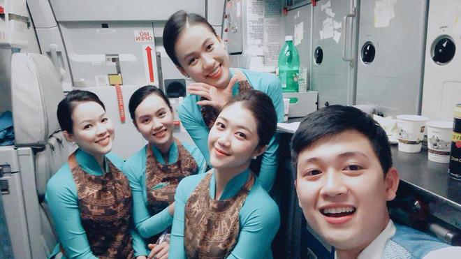 Đã đẹp lại còn giỏi, cựu sinh viên Bách Khoa trở thành tiếp viên hàng không với cuộc sống như mơ - Ảnh 3.