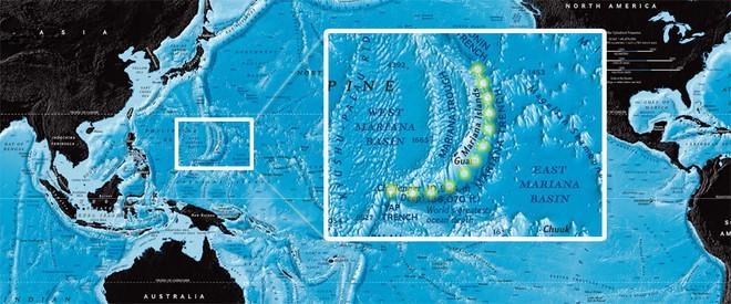 Những thứ kì lạ được tìm thấy dưới biển: Có cả tàu vũ trụ của người ngoài hành tinh - ảnh 3