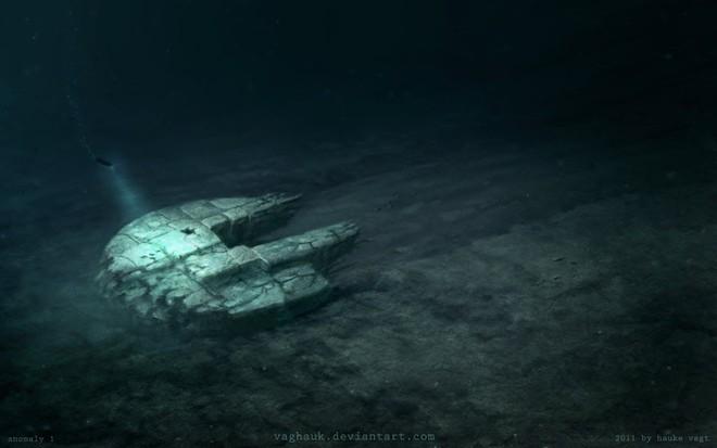 Những thứ kì lạ được tìm thấy dưới biển: Có cả tàu vũ trụ của người ngoài hành tinh - ảnh 7