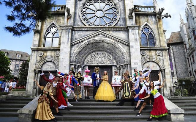 Lễ hội Halloween mùa thu trên đỉnh Bà Nà có gì đặc biệt?