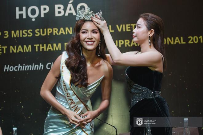 HOT: Minh Tú chính thức đại diện Việt Nam tham dự Miss Supranational 2018 - Ảnh 2.