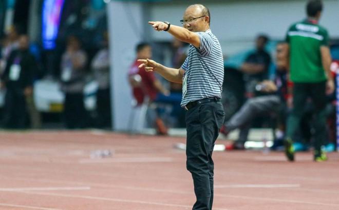 HLV Park Hang-seo chỉ ra điểm yếu khiến ĐT Việt Nam thua CLB hạng dưới của Hàn Quốc