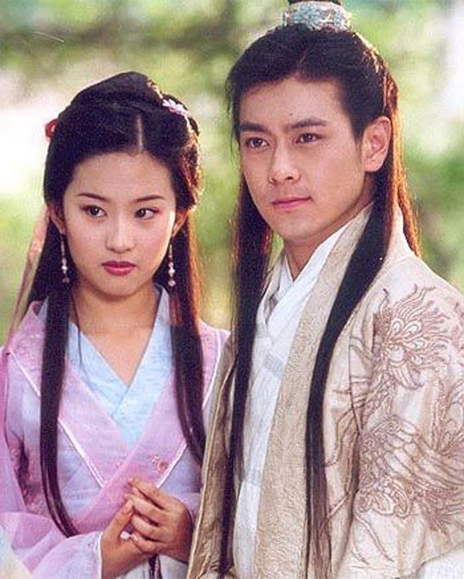 """Tiên đồng ngọc nữ trong truyện Kim Dung: Đẹp đôi đến độ ai cũng mong """"phim giả tình thật"""", có cặp nên duyên vợ chồng - ảnh 11"""