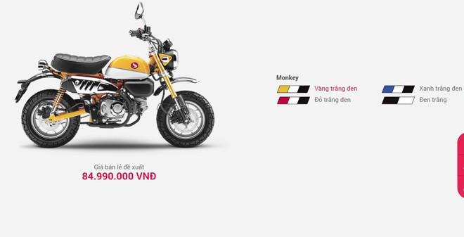 Honda vừa ra mắt chiếc xe khỉ chất chơi, giá gần 90 triệu đồng - Ảnh 5.