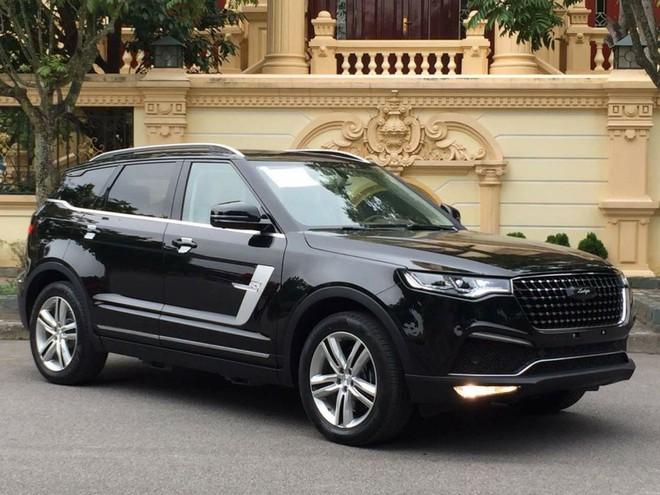 Mẫu ô tô Trung Quốc này đang bán rất chạy tại Việt Nam - Ảnh 2.