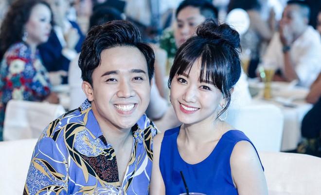 Trấn Thành lên tiếng khi Mr Đàm tuyên bố 2 năm không tổ chức sinh nhật vì sự cố xảy ra với bà xã Hari Won  3
