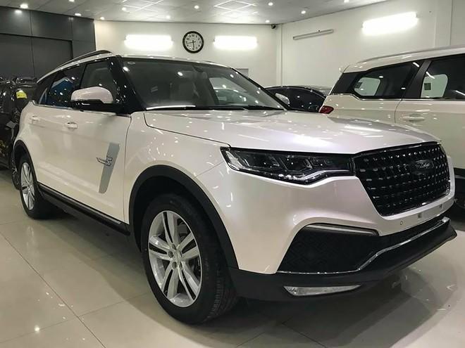Mẫu ô tô Trung Quốc này đang bán rất chạy tại Việt Nam - Ảnh 3.