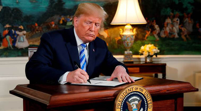 Mỹ nhất quyết chặt đứt cầu nối lịch sử 63 năm với Iran: Có tật mới hay giật mình! - Ảnh 1.