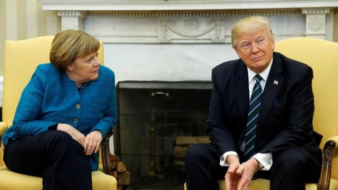 Lãnh đạo thế giới có thể phải hối hận vì cười ông Trump - Ảnh 1.
