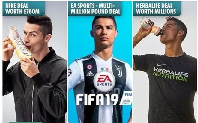 Ronaldo có thể mất 1 tỉ bảng vì cáo buộc hiếp dâm