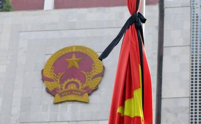 Các tuyến đường bị cấm ở Hà Nội 2 ngày Quốc tang cố Tổng Bí thư Đỗ Mười