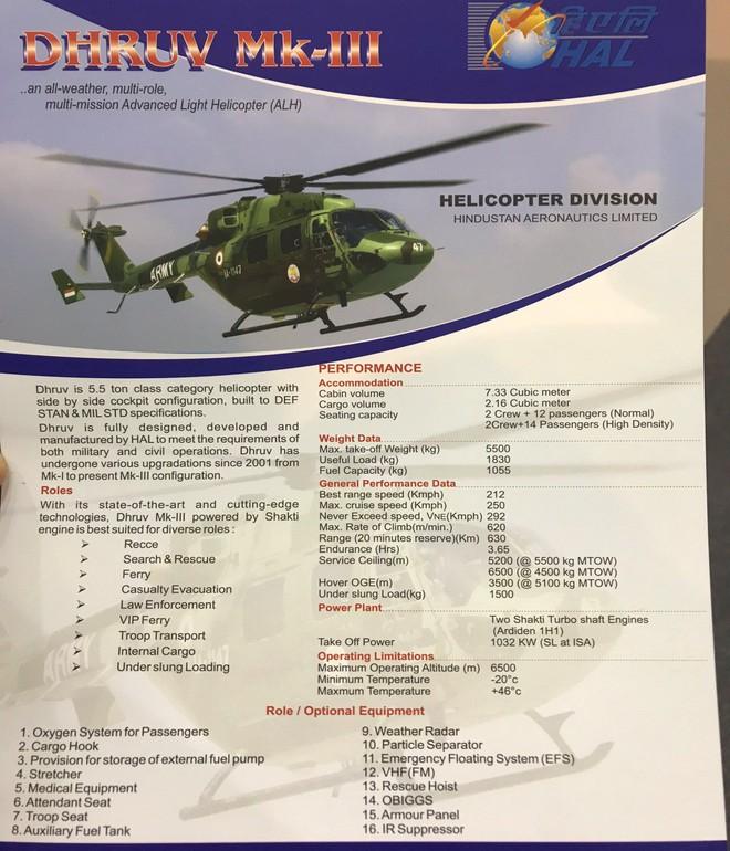 Ấn Độ muốn chào bán máy bay vận tải Do 228 và trực thăng Dhruv cho Việt Nam? - ảnh 4
