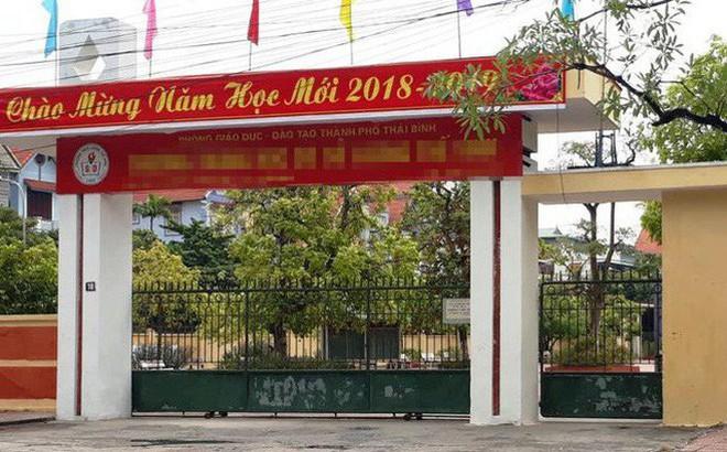Phó Phòng Cảnh sát Kinh tế tỉnh Thái Bình dâm ô nữ sinh lớp 9: Xử lý nghiêm những cán bộ thoái hóa, biến chất, bệnh hoạn