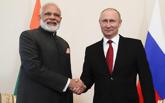 Nước cờ cao của Nga-Ấn: Mỹ sẽ