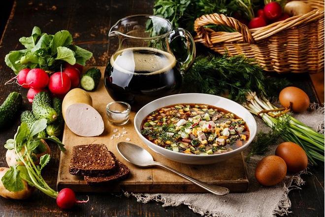Ảnh: 8 món ẩm thực kinh điển của người Nga - Ảnh 5.