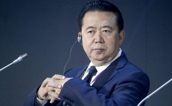 Bộ CA TQ xác nhận: Chủ tịch Interpol là tay chân của Chu Vĩnh Khang, bị điều tra hối lộ và phạm pháp
