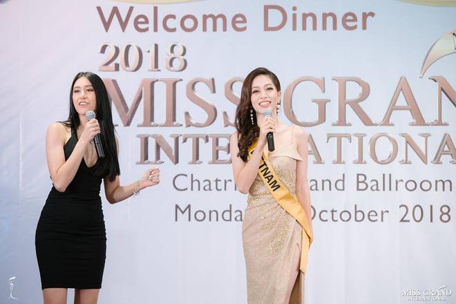 Nhan sắc xấu khó tin của các đối thủ Á hậu Việt Nam tại Hoa hậu Hòa bình Thế giới 2018 - Ảnh 20.