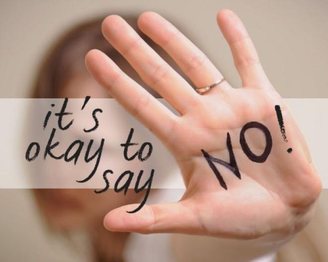 Nói từ chối là điều nên làm khi bạn cảm thấy những thứ cần giúp đỡ vượt quá khả năng của mình. (Ảnh minh họa).