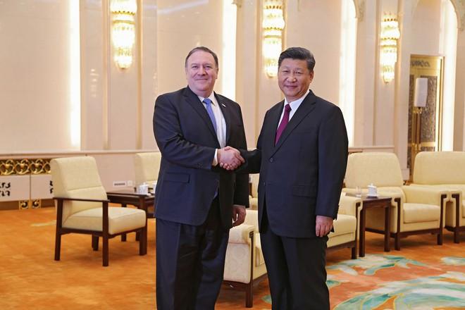 Kỷ lục mới trong chuyến công du Trung Quốc của ông Pompeo và gáo nước lạnh từ Bắc Kinh - Ảnh 1.