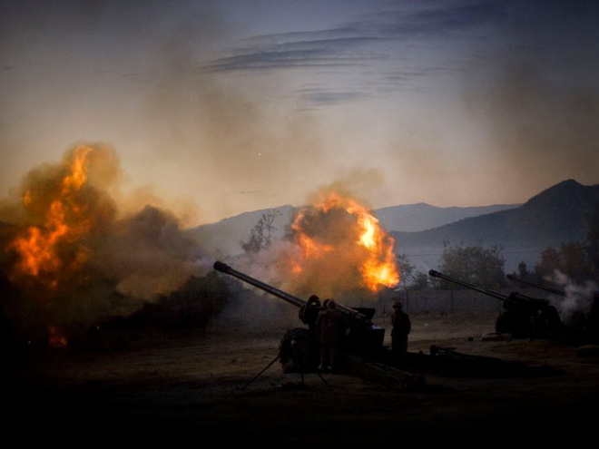 Afghanistan: 17 năm sa lầy của Mỹ và cuộc chiến không hồi kết qua bộ ảnh tư liệu quý - Ảnh 8.