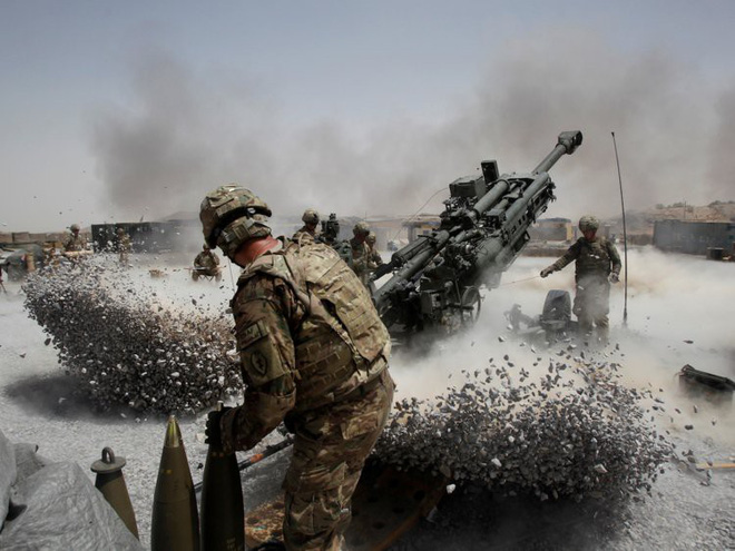 Afghanistan: 17 năm sa lầy của Mỹ và cuộc chiến không hồi kết qua bộ ảnh tư liệu quý - Ảnh 16.