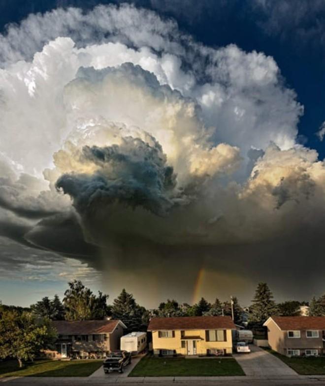 Những đám mây kỳ quặc có thể bạn không tin vào mắt mình (P2) - Ảnh 13.