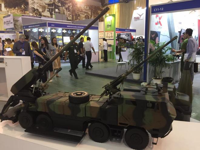 Pháp chào hàng phiên bản mới nhất của pháo tự hành CAESAR cho Việt Nam? - ảnh 2