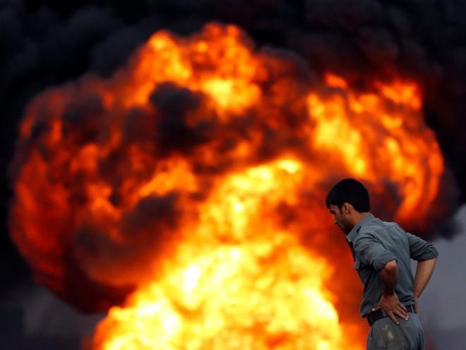 Afghanistan: 17 năm sa lầy của Mỹ và cuộc chiến không hồi kết qua bộ ảnh tư liệu quý - Ảnh 14.