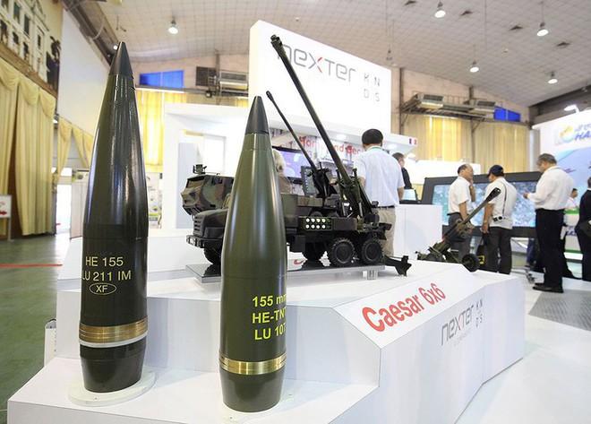 Pháp chào hàng phiên bản mới nhất của pháo tự hành CAESAR cho Việt Nam? - ảnh 8