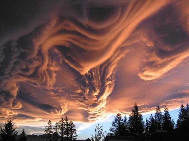 Những đám mây kỳ quặc có thể bạn không tin vào mắt mình (P2) - Ảnh 9.