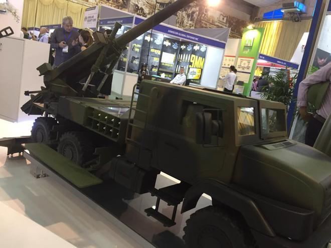 Pháp chào hàng phiên bản mới nhất của pháo tự hành CAESAR cho Việt Nam? - ảnh 9