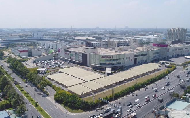 Khu công nghiệp Bàu Bàng và sự thúc đẩy phát triển kinh tế vùng