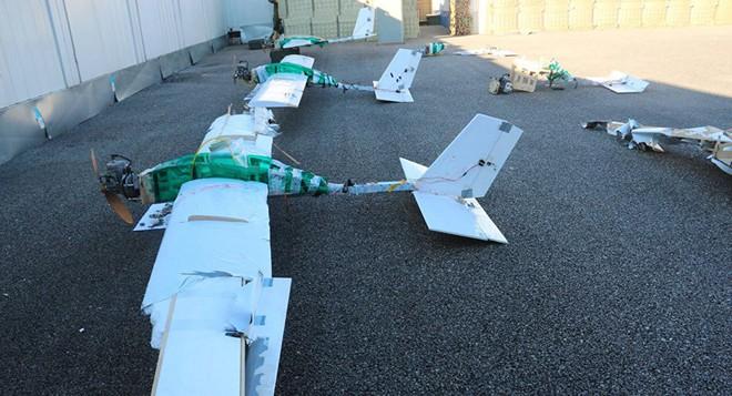 """Tập kích """"bầy đàn"""" UAV: Chưa có cách đối phó, Mỹ quay sang… dùng tạm tên lửa Stinger! - Ảnh 1."""
