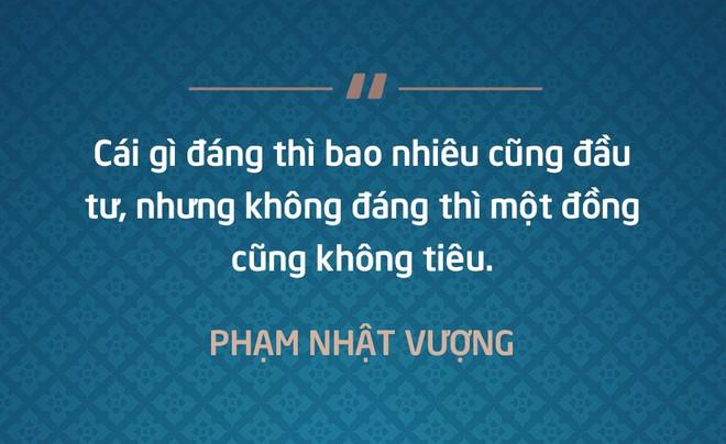Cuộc đời không phí hoài của tỷ phú đôla Phạm Nhật Vượng - Ảnh 9.
