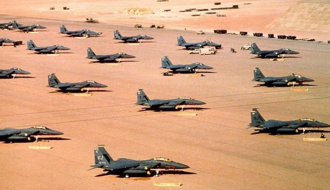 Những trận không chiến nảy lửa: Tiêm kích F-15 Mỹ từng bị bắn hạ - Có thật không? - Ảnh 3.