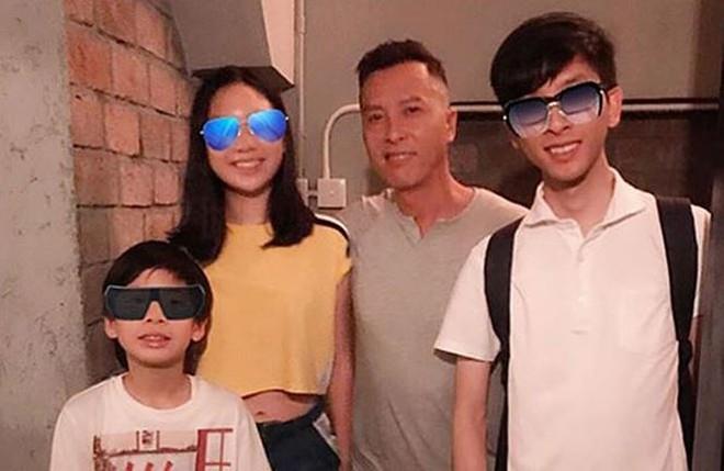 Những đứa trẻ từng bị ruồng bỏ của 3 ngôi sao võ thuật Hoa ngữ - Ảnh 9.