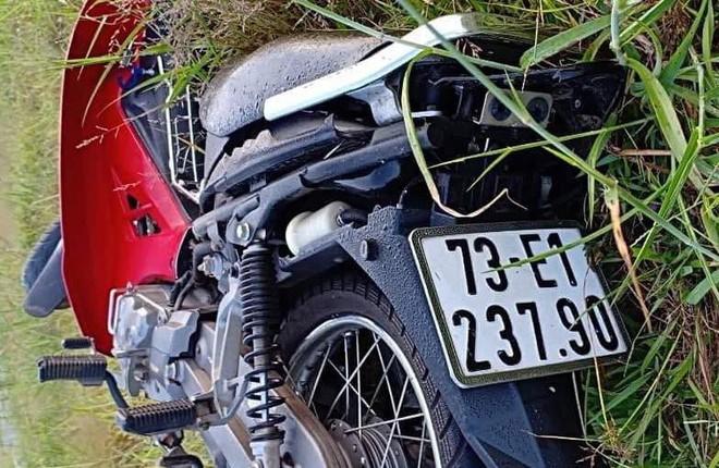 Nam thanh niên gục chết bên chiếc xe máy trong khu trung tâm hành chính huyện - ảnh 1