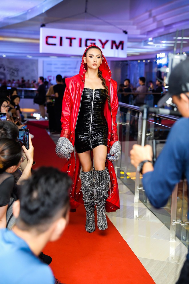 CitiGym chơi lớn tổ chức cả show thời trang trong lễ khai trương chi nhánh mới - Ảnh 5.