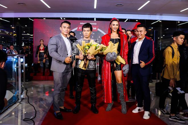 CitiGym chơi lớn tổ chức cả show thời trang trong lễ khai trương chi nhánh mới - Ảnh 8.