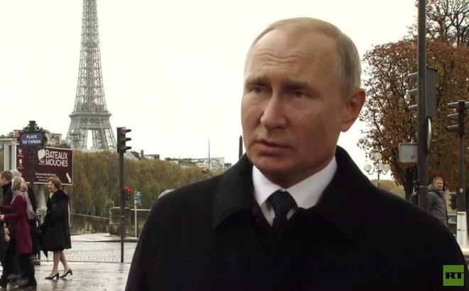 """Sau khi bị ông Trump mắng """"tả tơi"""", ý tưởng """"thành lập quân đội riêng của châu Âu"""" được ông Putin ca ngợi hết lời"""