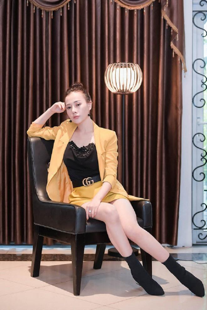 Quỳnh búp bê: Tôi ấm ức vì bị chê diễn nhạt, đơ, đuối hơn hẳn Thu Quỳnh và Thanh Hương - Ảnh 3.