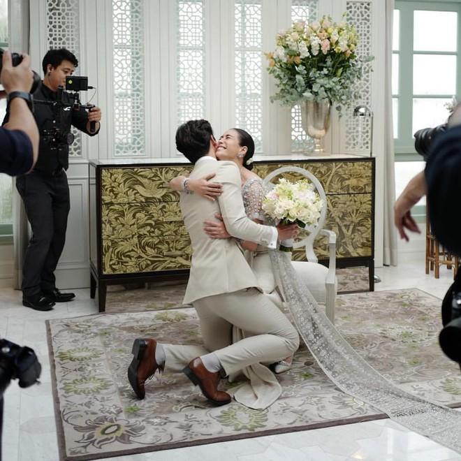Đám cưới cặp quyền lực nhất Tbiz Push Puttichai và Jooy: Hôn lễ truyền thống siêu sang, dàn phù dâu phù rể khủng - Ảnh 18.