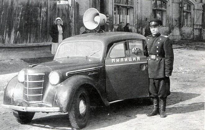 Tại sao cảnh sát Liên Xô được cấp xe Porsche, Mercedes, BMW để làm nhiệm vụ? - Ảnh 10.