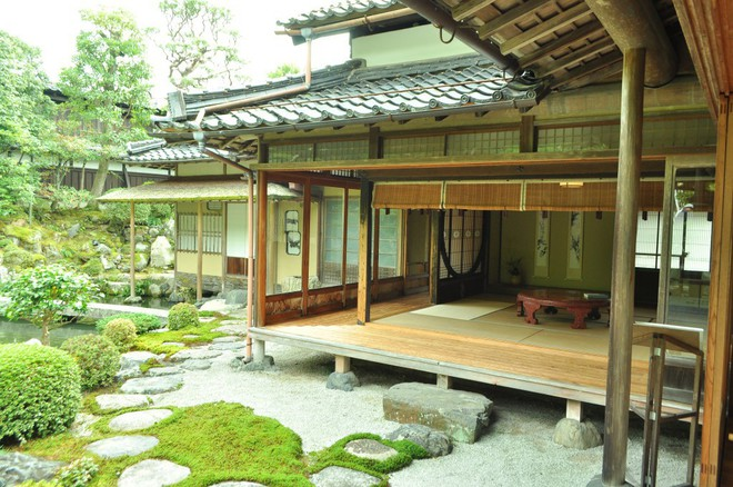 Những ngôi nhà an yên đẹp tựa tranh vẽ ở vùng nông thôn Nhật Bản - Ảnh 18.