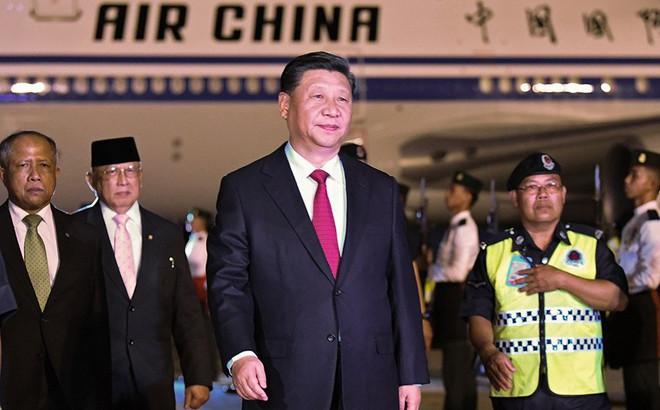 Chủ tịch Tập Cận Bình thăm Brunei, báo Nhật tiết lộ tầm nhìn rộng của Bắc Kinh
